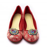 Bollywood Shoe Clip with Dee Shoe