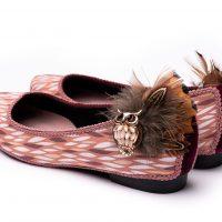 Twit Twit Woo Shoe Clip with Al Shoe
