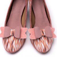Peachy Keen Shoe Clip with Al Shoe