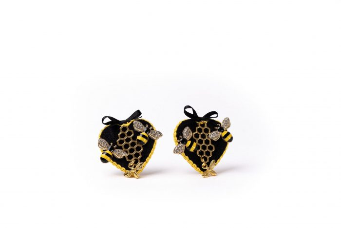 Honeycomb Shoe Clip