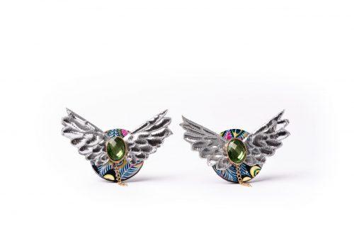 Angel Wings Shoe Clip