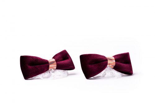 Velveteen Shoe Clip