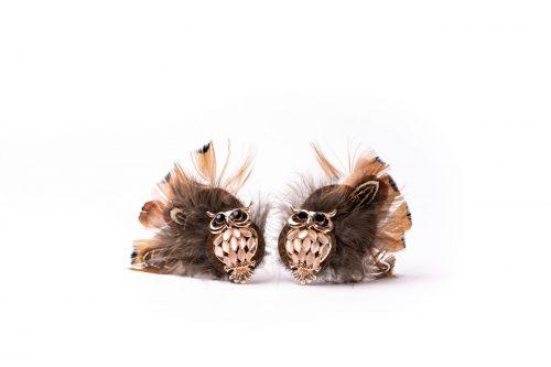 Twit Twit Woo Shoe Clip