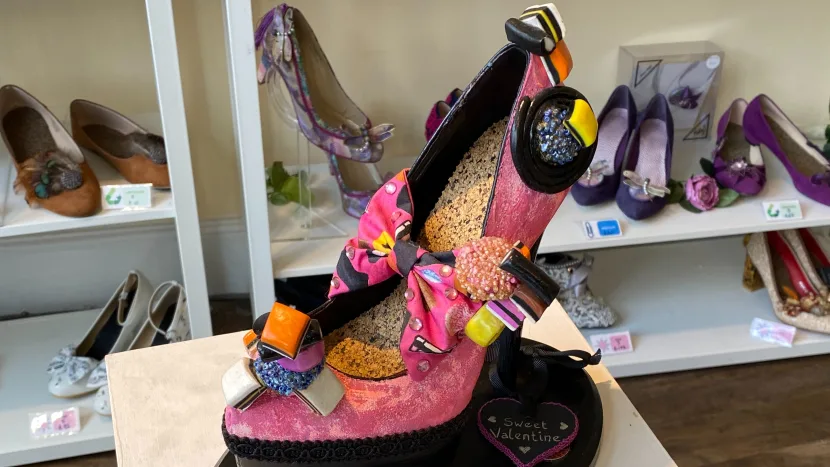 Milly J All Sorts Shoe